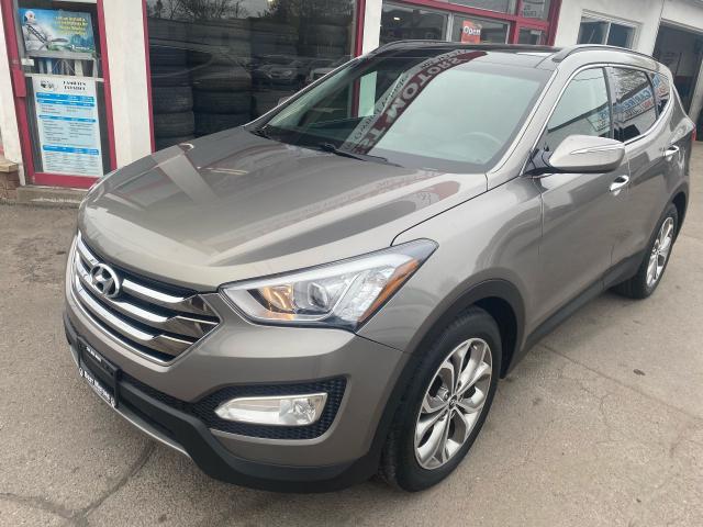2014 Hyundai Santa Fe Sport Limited,AWD