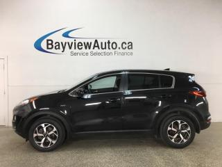 Used 2020 Kia Sportage LX - AWD! AUTO! ALLOYS! PWR GROUP! for sale in Belleville, ON