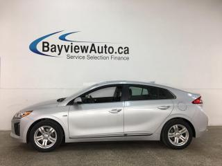 Used 2019 Hyundai IONIQ EV Ultimate - SUNROOF! HTD LEATHER! + MUCH MORE! for sale in Belleville, ON