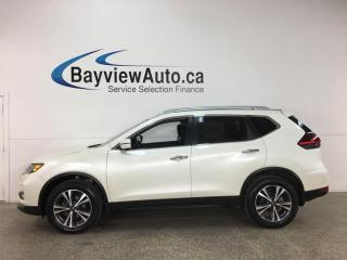Used 2019 Nissan Rogue SV - AWD! PANOROOF! NAV! PRO PILOT ASSIST! + MORE! for sale in Belleville, ON