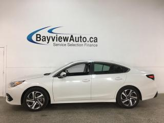 Used 2020 Subaru Legacy Limited GT - AWD! SUNROOF! HTD LEATHER! NAV! ADAPTIVE CRUISE! LOADED! for sale in Belleville, ON