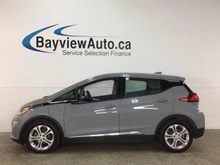 Used 2019 Chevrolet Bolt EV LT for sale in Belleville, ON