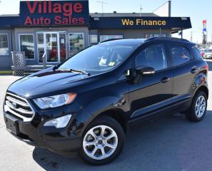 Used 2018 Ford EcoSport HEATED SEATS! CRUISE CONTROL! NAVIGATION! 4X4! for sale in Saskatoon, SK
