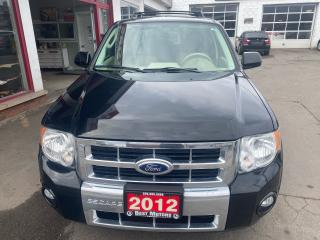Used 2012 Ford Escape Limited for sale in Hamilton, ON