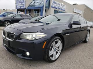 Used 2016 BMW 528 i xDrive HUD|M-SPORTS|360 CAMERA|CERTIFIED for sale in Concord, ON