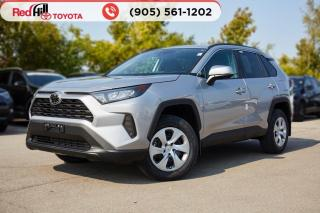 New 2021 Toyota RAV4 LE for sale in Hamilton, ON