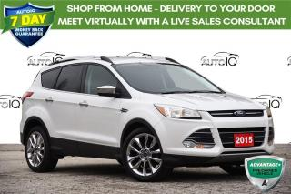 Used 2015 Ford Escape SE 2.0L I4 | NAV | SYNC | LOCAL TRADE for sale in Kitchener, ON