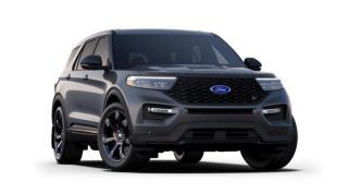 New 2021 Ford Explorer ST for sale in Forest, ON
