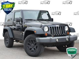 Used 2009 Jeep Wrangler X Certified for sale in St. Thomas, ON