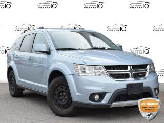 Used 2013 Dodge Journey SXT/Crew As Traded for sale in St. Thomas, ON