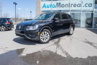 Used 2019 Volkswagen Tiguan Trendline for sale in Vaudreuil-Dorion, QC