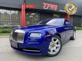 Used 2014 Rolls Royce Wraith I V12 I 624HP I NAVI I SUICIDE DOORS for sale in Vaughan, ON
