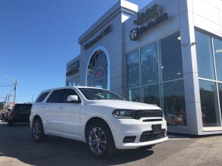 Used 2019 Dodge Durango GT /V6/AWD/Apple car/heated seat/back up camera for sale in Richmond Hill, ON