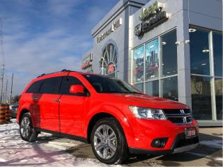 Used 2019 Dodge Journey GT AWD /Sunroof//Nav/Leather/7 seats for sale in Richmond Hill, ON
