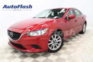 Used 2016 Mazda MAZDA6 *GS *CUIR *CAMERA *GPS *MAGS *CRUISE *A/C * for sale in Saint-Hubert, QC
