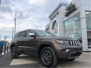 Used 2019 Jeep Grand Cherokee Limited/BlindSpot /remote start/NAV for sale in Richmond Hill, ON