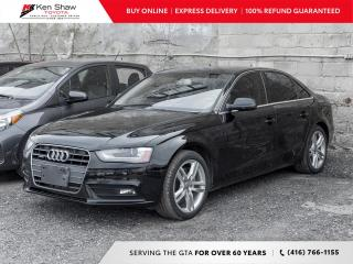 Used 2013 Audi A4 for sale in Toronto, ON
