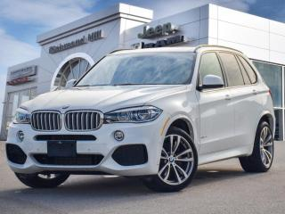 Used 2018 BMW X5 4.4L 456Hp M Sports  NAV/Head-up/Harman Kardon for sale in Richmond Hill, ON
