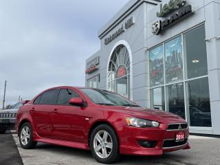 Used 2014 Mitsubishi Lancer 4dr Sdn CVT SE FWD for sale in Richmond Hill, ON