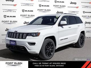 New 2021 Jeep Grand Cherokee Altitude for sale in Port Elgin, ON