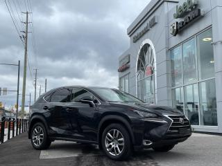 Used 2017 Lexus NX 200t Luxury /Navigation / one owner for sale in Richmond Hill, ON