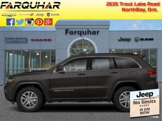 New 2021 Jeep Grand Cherokee Laredo for sale in North Bay, ON