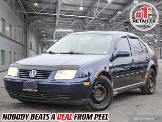 Used 2002 Volkswagen Jetta GLS 2.0L for sale in Mississauga, ON
