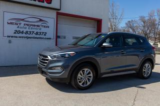 Used 2018 Hyundai Tucson 2.0L Premium FWD*Heated Seats*Bluetooth*B/up Cam for sale in Winnipeg, MB