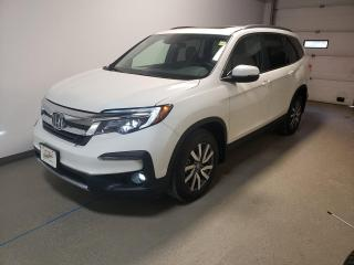 Used 2019 Honda Pilot EX-L Navi|Certified|Rmt Start|Carplay|Loaded for sale in Brandon, MB