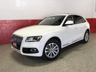 Used 2015 Audi Q5 PROGRESSIV 2.0T QUATTRO NAVI LED's PANO-ROOF COMFORT ACCESS for sale in North York, ON