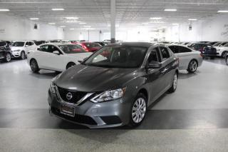 Used 2017 Nissan Sentra SV NO ACCIDENTS I SUNROOF I REAR CAM I PUSH START I CRUISE for sale in Mississauga, ON