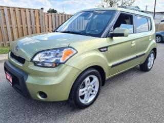 Used 2010 Kia Soul 5dr Wgn   LOW KM!   Heated Seats   Loaded for sale in Mississauga, ON