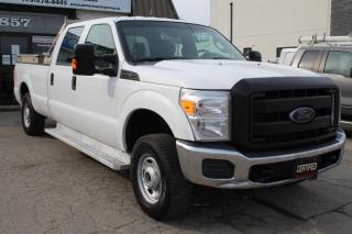 Used 2012 Ford F-250 Super Duty XL 4WD Crew Cab 8ft Power left Gate Step bars for sale in Mississauga, ON