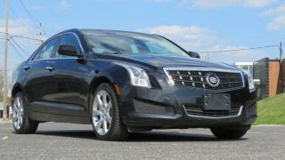 Used 2014 Cadillac ATS 2.0l Awd for sale in North York, ON