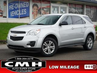 Used 2014 Chevrolet Equinox LS  AWD BLUETOOTH P/SEAT REM-START 17-AL for sale in St. Catharines, ON