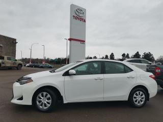 Used 2018 Toyota Corolla CE for sale in Moncton, NB