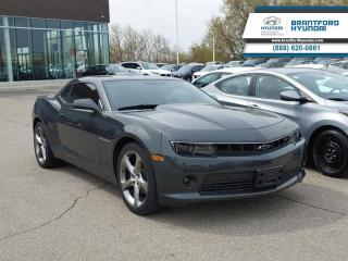 Used 2014 Chevrolet Camaro 1LT  - $156 B/W for sale in Brantford, ON