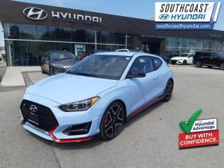 New 2021 Hyundai Veloster N Manual  - Unique Styling - $221 B/W for sale in Simcoe, ON