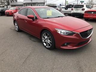 Used 2014 Mazda MAZDA6 I Grand Touring for sale in Truro, NS