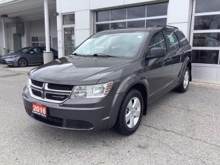 Used 2016 Dodge Journey FWD 4dr Canada Value Pkg for sale in North Bay, ON