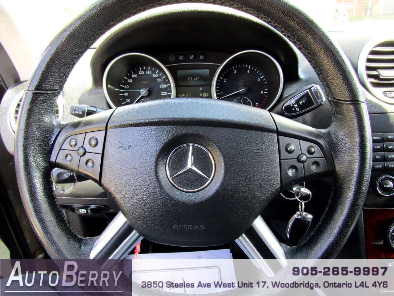 2008 Mercedes-Benz ML-Class