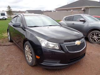 Used 2012 Chevrolet Cruze Eco w/1SA (WHOLESALE) for sale in Charlottetown, PE