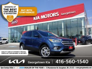 Used 2018 Ford Escape SEL   CLN CRFX   LTHR   NAV   BU CAM   HTD SEATS   for sale in Georgetown, ON