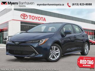 New 2021 Toyota Corolla Hatchback SE  - Navigation - $165 B/W for sale in Ottawa, ON