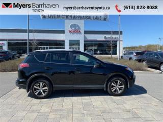 Used 2018 Toyota RAV4 LE  - Heated Seats -  Bluetooth - $152 B/W for sale in Ottawa, ON
