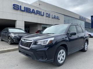 Used 2019 Subaru Forester 2.5i *Sièges chauffants* for sale in Laval, QC