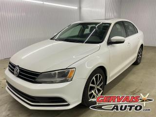 Used 2015 Volkswagen Jetta Toit Ouvrant Caméra Bluetooth Mags for sale in Shawinigan, QC