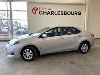 Used 2017 Toyota Corolla CE - Automatique - Bas km! for sale in Québec, QC