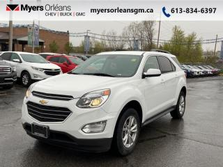 Used 2016 Chevrolet Equinox LT  - Low Mileage for sale in Orleans, ON