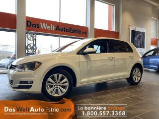 Used 2016 Volkswagen Golf Comfortline, Manuel, Toit ouvrant! for sale in Sherbrooke, QC